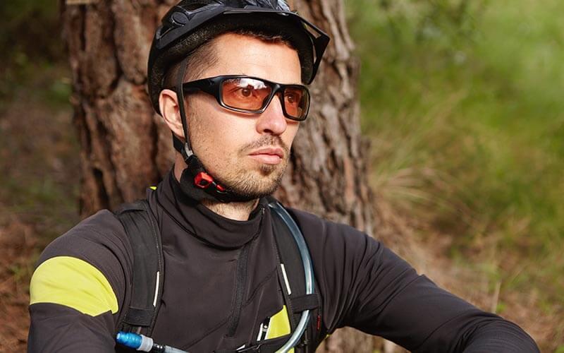 cyklo okuliare